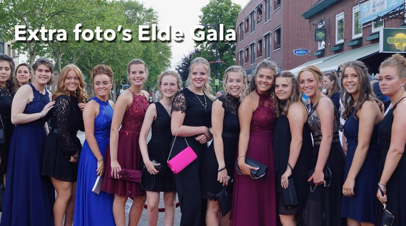 Extra foto's gala