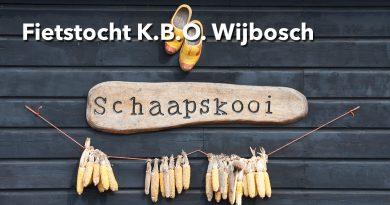 Fietstocht K.B.O. Wijbosch