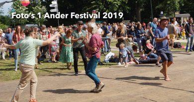 Foto's 1 Ander Festival 2019