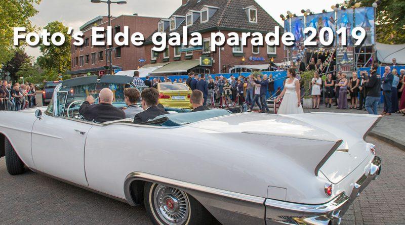 Foto's Elde gala parade 2019