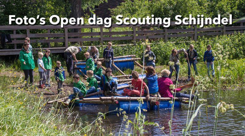 Foto's Open dag Scouting Schijndel