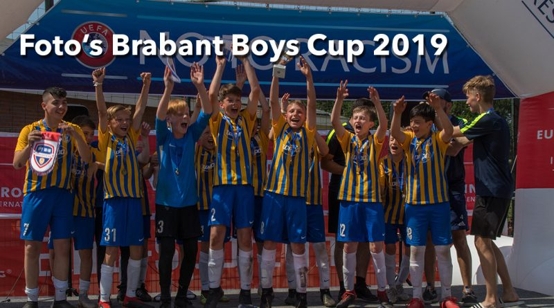 Foto's Brabant Boys Cup 2019