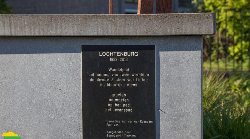 Lochtenburg kunstwerk
