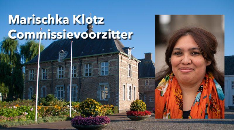 Marischka Klotz Commissievoorzitter