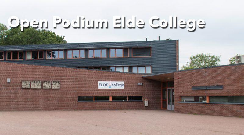 Open Podium Elde college