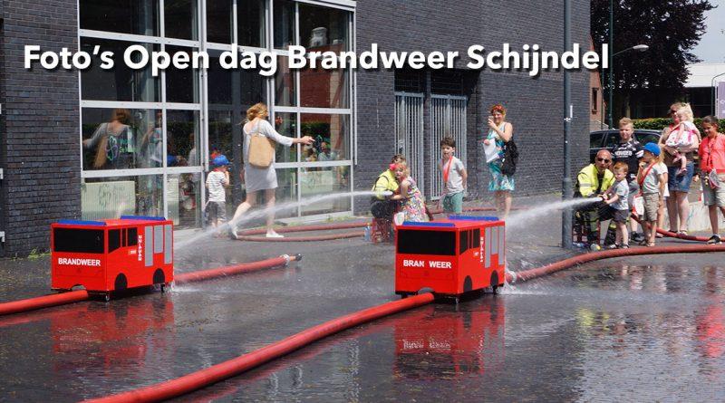 Open dag brandweer Schijndel foto's 2019