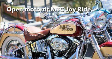 Open motorrit MTC Joy Ride