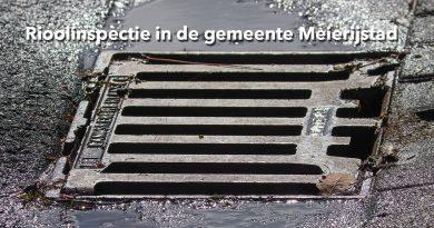 Rioolinspectie in de gemeente Meierijstad