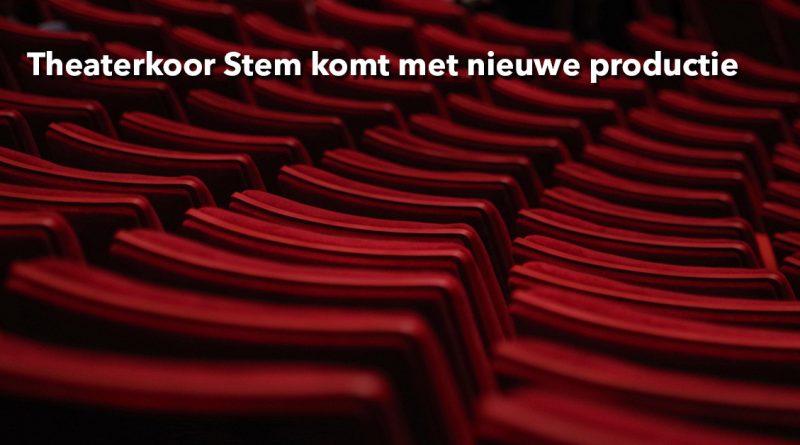 Theaterkoor Stem komt met nieuwe productie