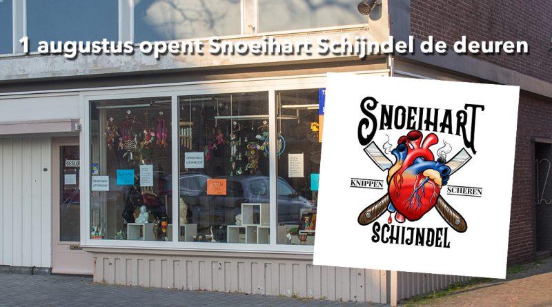1 augustus opent Snoeihart Schijndel de deuren