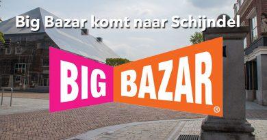 Big bazar komt naar schijndel