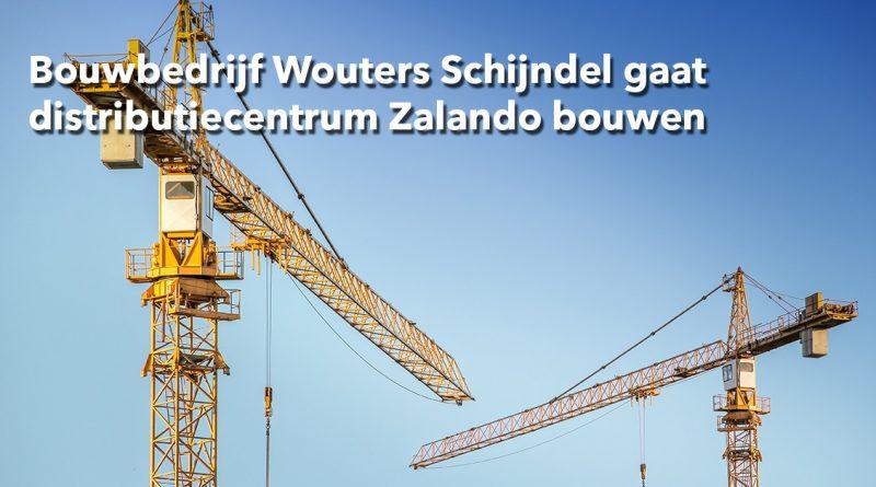 Bouwbedrijf Wouters Schijndel gaat distributiecentrum zalando bouwen