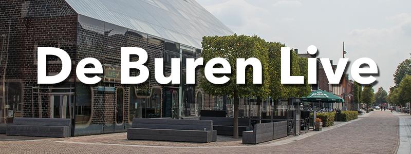 De Buren Live