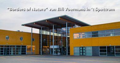 Expositie Elfi Voermans bij KEG in 't Spectrum