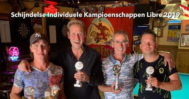 Finale Schijndelse Individuele Kampioenschappen Libre 2019