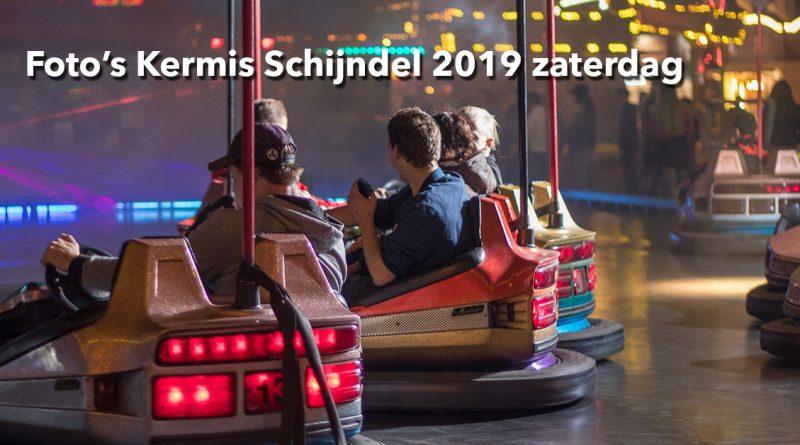 Foto's Kermis Schijndel 2019 zaterdag