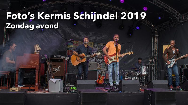 Foto's Kermis Schijndel 2019 zondag avond