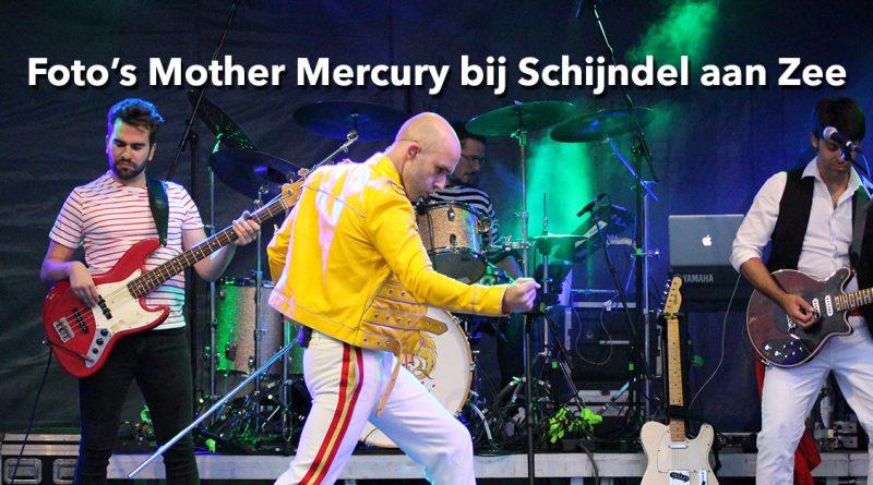 Foto's Mother Mercury bij Schijndel aan Zee