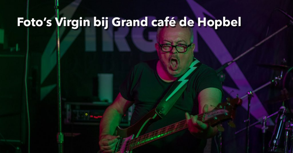Foto's Virgin bij Grand café de Hopbel