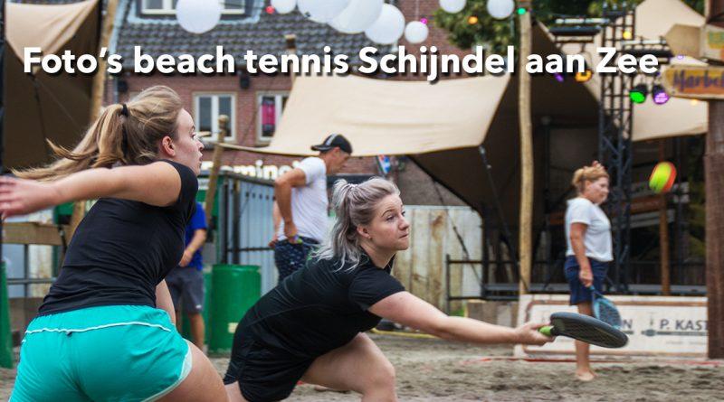 Foto's beach tennis schijndel aan zee