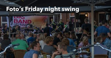 Foto's Friday night swing