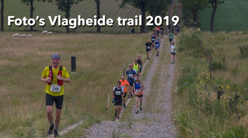 Foto's Vlagheide trail 2019