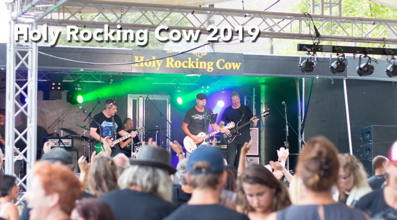 Holy Rocking Cow 2019