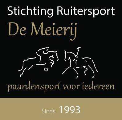 Logo Stichting Ruitersport De Meierij