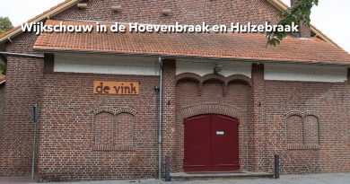 Wijkschouw in de Hoevenbraak en Hulzebraak