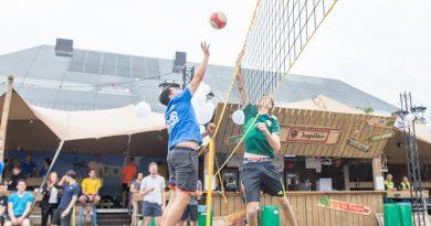 Beach Volley schijndel aan zee 2019