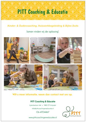 Flyer PITT Coaching en Educatie