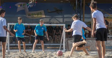 Foto's beach voetbal Schijndel aan zee 2019