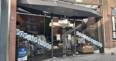 Pop up store