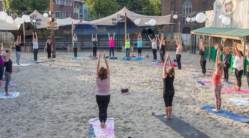 Yoga schijndel aan zee 2019
