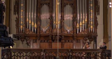 Inloopconcert in de Sint Servatiuskerk op 8 augustus met organist Gerard Hopman