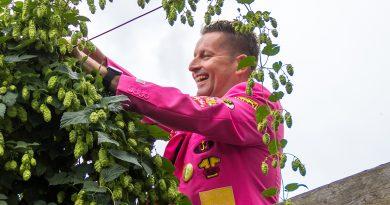 Hopoogstfeest Ronny v Kaathoven 2019