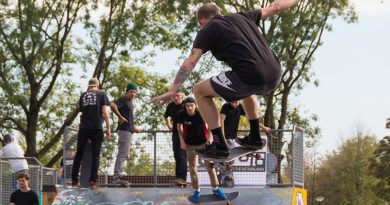 Skatefest 2019 aankondiging