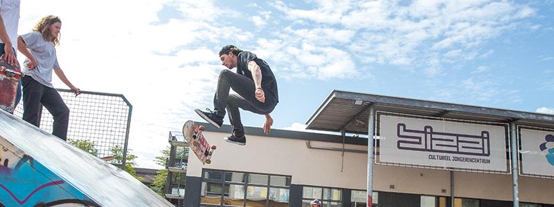 Skatefest 2019 banner