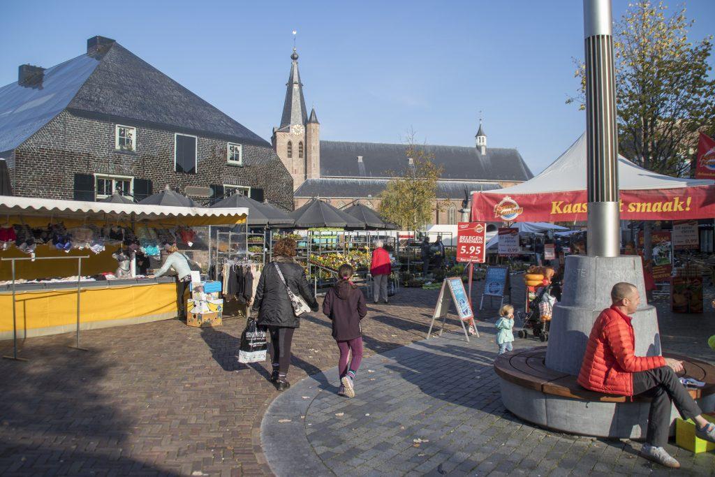 Weekmarkt Schijndel