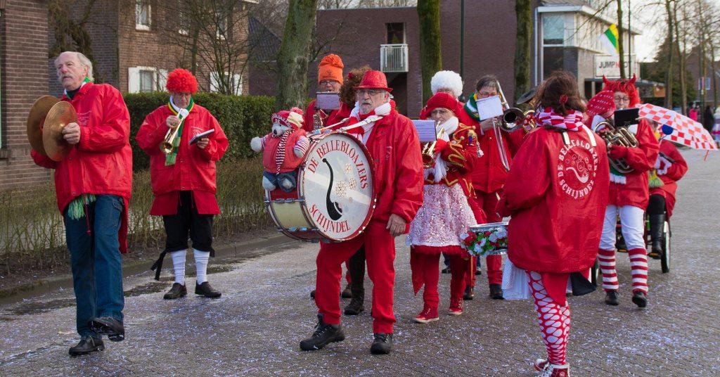 Bellebloazers carnaval