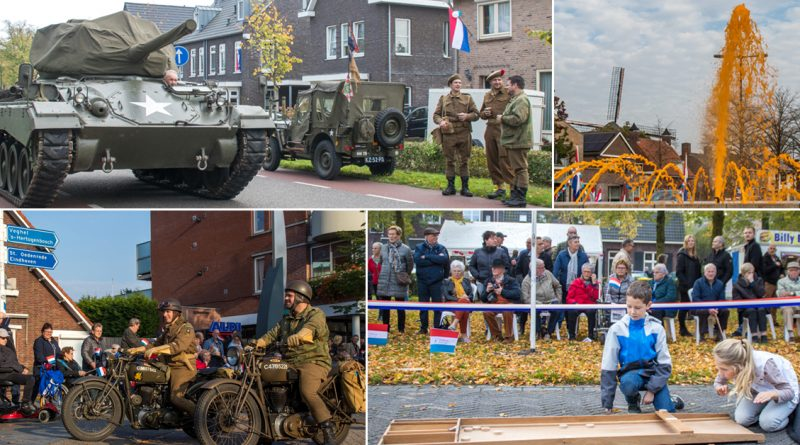 Memorial day Schijndel 2019