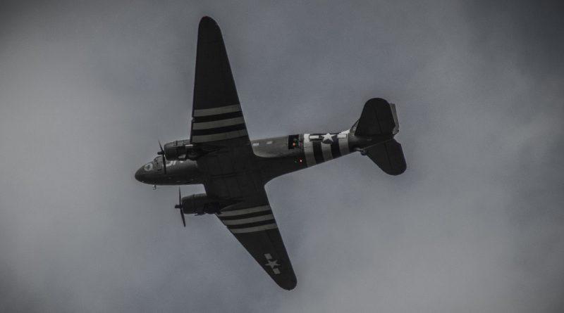 WO2 vliegtuig