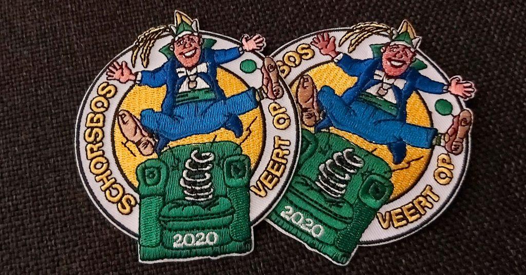 Carnavals badge 2020
