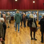 Foto's fototentoonstelling in SCC De Vink