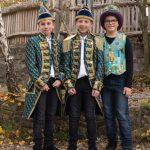 Foto's onthulling jeugdprins carnaval