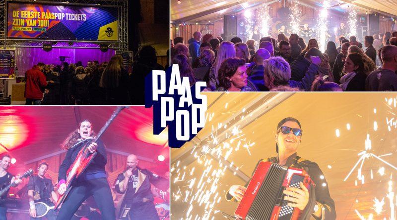 Paaspop Launch party 2019