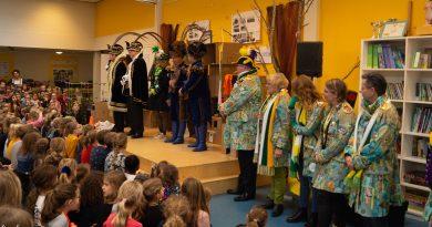 Schoolcarnaval Schijndel