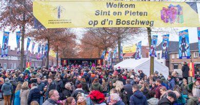 Sinterklaas Boschweg