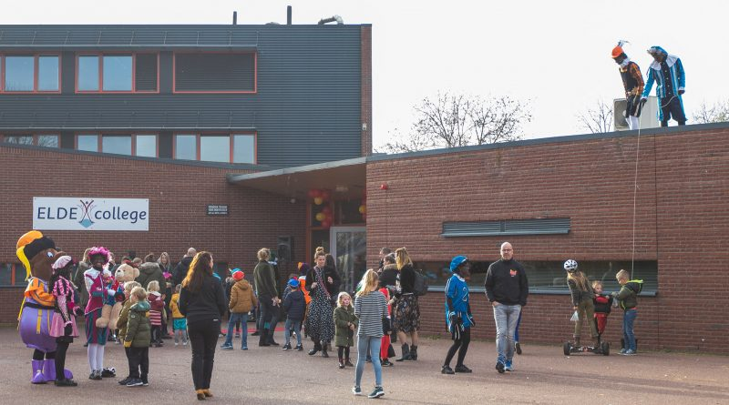 Sinterklaas Elde college