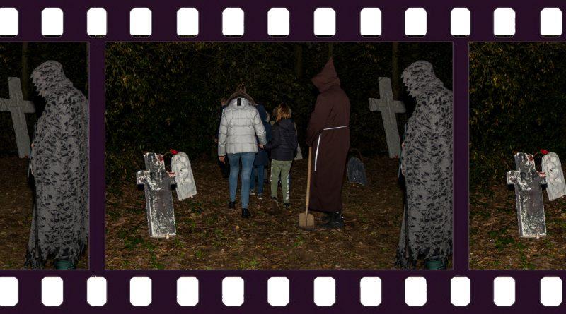 Spooktocht Schijndel Video